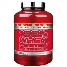 Scitec Nutrition Whey Protein Professional, 2.820g statt 2.350g